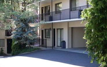 塔斯马尼亚酒店公寓住宿:格罗夫纳庭园公寓