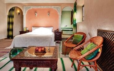 马拉喀什酒店公寓住宿:里亚德阿特拉斯图卜卡勒别墅