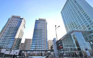 华沙酒店公寓住宿:铂金公寓