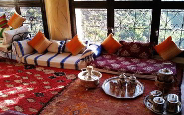 马拉喀什酒店公寓住宿:达塔萨旅馆