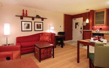 纽瓦克(新泽西州)酒店公寓住宿:伍德布里奇爱迪生/拉里坦中心万豪旅居精品公寓