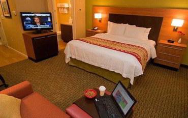 门罗(路易斯安那州)酒店公寓住宿:门罗万豪广场套房