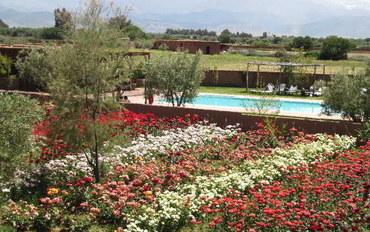 马拉喀什酒店公寓住宿:马拉喀什生态小屋