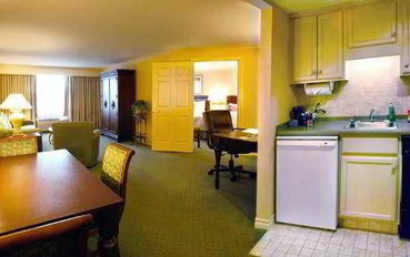 水牛县酒店公寓住宿:汉普顿公寓水牛城-威廉斯维尔