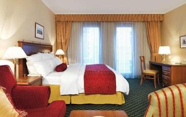 布拉格酒店公寓住宿:布拉格隆琴中心万豪行政公寓