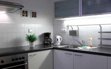 布拉格酒店公寓住宿:剧院住宿公寓