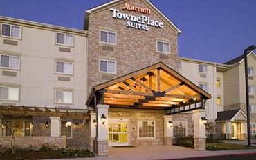 博伊西(爱达荷州)酒店公寓住宿:万豪唐普雷斯博伊西市中心套房