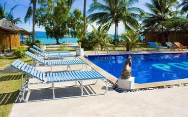 帕岸岛酒店公寓住宿:能源海滩度假村