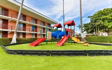 中太平洋海岸酒店公寓住宿:贝斯特韦斯特雅科海滩全包度假村