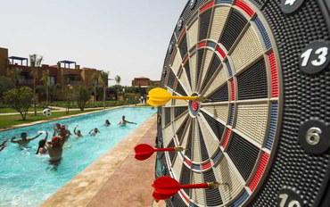 马拉喀什酒店公寓住宿:维兹中心公园度假村