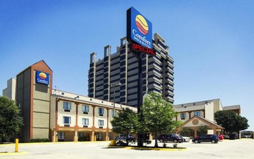 达拉斯酒店公寓住宿:凯富市集中心旅馆&套房公寓