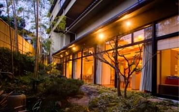 岛根酒店公寓住宿:料亭 山之井