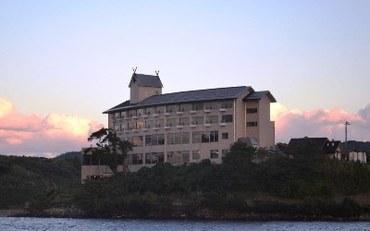 岛根酒店公寓住宿:海士海湾酒店