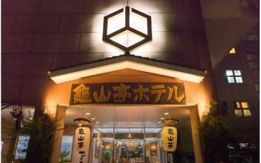 大分县酒店公寓住宿:龟山亭酒店