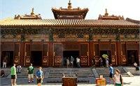 北京雍和宫旅游 2013雍和宫旅游攻略
