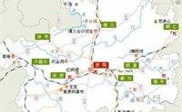 2013贵阳地图 贵阳旅游地图