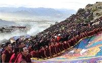 藏族雪顿节怎么庆祝呢 藏族雪顿节庆祝方式