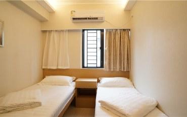 香港酒店公寓住宿:香港油尖旺区弥敦道双人房