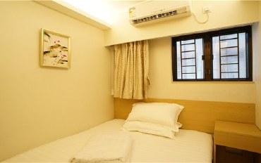 香港酒店公寓住宿:香港油尖旺区弥敦道大床房