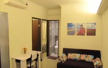 香港酒店公寓住宿:爱琴海J公寓 地铁口3房1厅可住8人