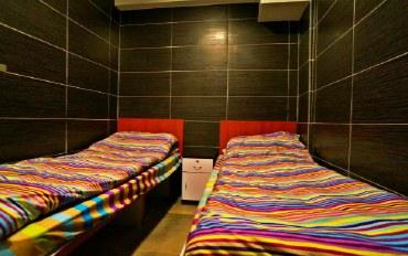 香港酒店公寓住宿:香港柏林商务双床房