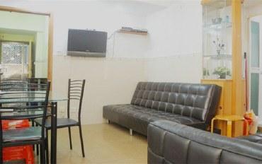 香港酒店公寓住宿:香港旺角地铁旁超大三房两卫公寓