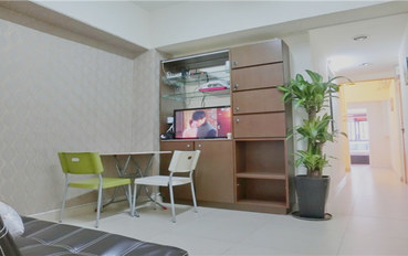 香港酒店公寓住宿:旺角油麻地地铁旁三房一厅公寓