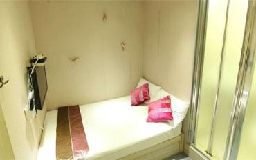 香港酒店公寓住宿:香港轩尼诗道罗马假日大床房