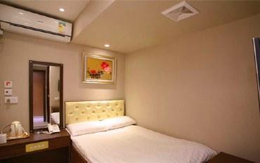 香港酒店公寓住宿:香港油麻地金都宾馆大床房