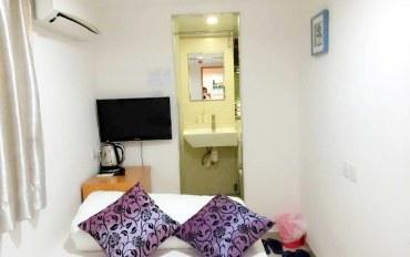 香港酒店公寓住宿:香港尖沙咀豪居旅馆豪华大床房
