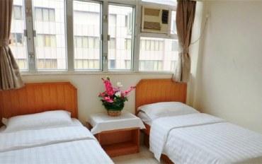 香港酒店公寓住宿:弥敦道乐从宾馆同乡会双人房
