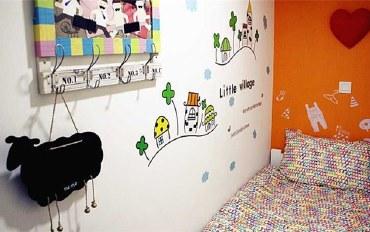 香港酒店公寓住宿:尖沙咀糖果单人房