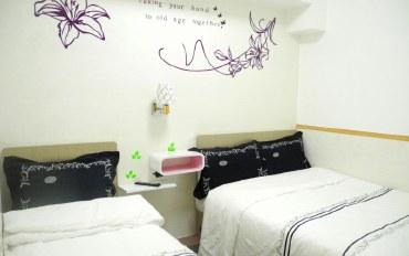 香港酒店公寓住宿:佐敦地铁口温馨家庭房