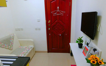 香港酒店公寓住宿:尖沙咀玫瑰现代一房一厅公寓