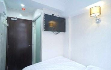 香港酒店公寓住宿:香港尖沙咀万悦宾馆五号高级大床房