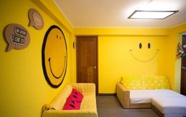 香港酒店公寓住宿:哈哈笑部屋连小阳台
