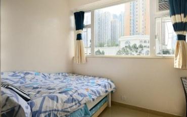 香港酒店公寓住宿:近朗豪坊旺角新装修单间公寓C