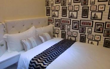 香港酒店公寓住宿:铜锣湾投栈家庭旅馆普通大床房