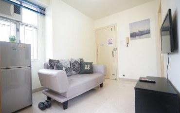 香港酒店公寓住宿:旺角两房公寓家庭出行2分钟地铁