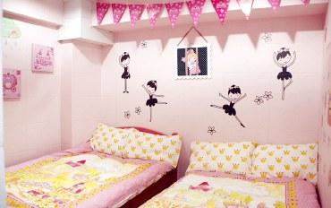 香港酒店公寓住宿:3P尖沙咀惠福四人房