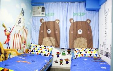 香港酒店公寓住宿:香港尖沙咀森之旅舍双床房