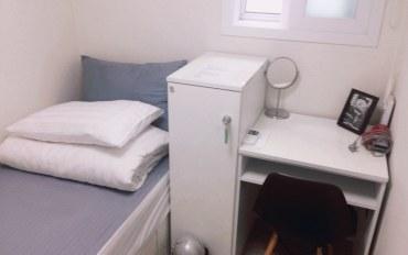韩国酒店公寓住宿:江南大路民宿/ 单人房