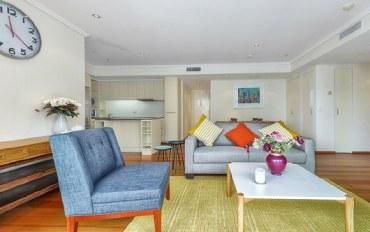 布里斯班酒店公寓住宿:两室公寓