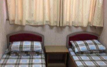 香港酒店公寓住宿:香港宝华可简单煮食双床房