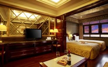首尔酒店公寓住宿:江南中心 水晶双人房