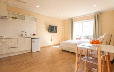 韩国酒店公寓住宿:精美私家别墅二人房
