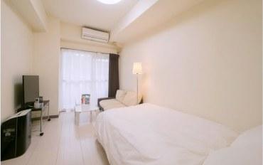 日本酒店公寓住宿:名古屋车站大床房(1人入住)