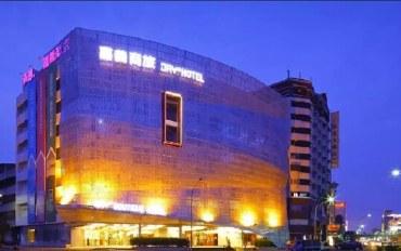 嘉义酒店公寓住宿:承亿文旅嘉义商旅晨曦标准两小床