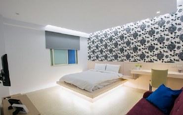 新北酒店公寓住宿:这一站幸福-法式幸福二人房