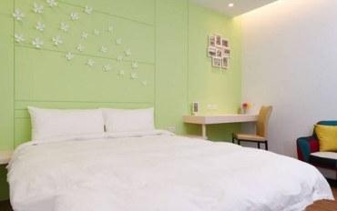 新北酒店公寓住宿:这一站幸福-乡村幸福二人房